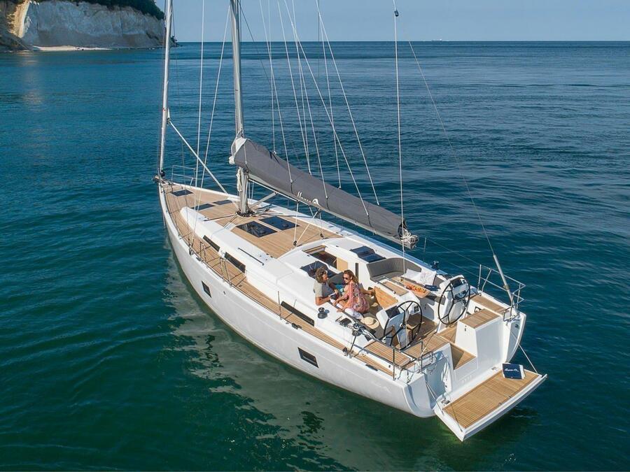 Hanse 458 (YASSICA)  - 2