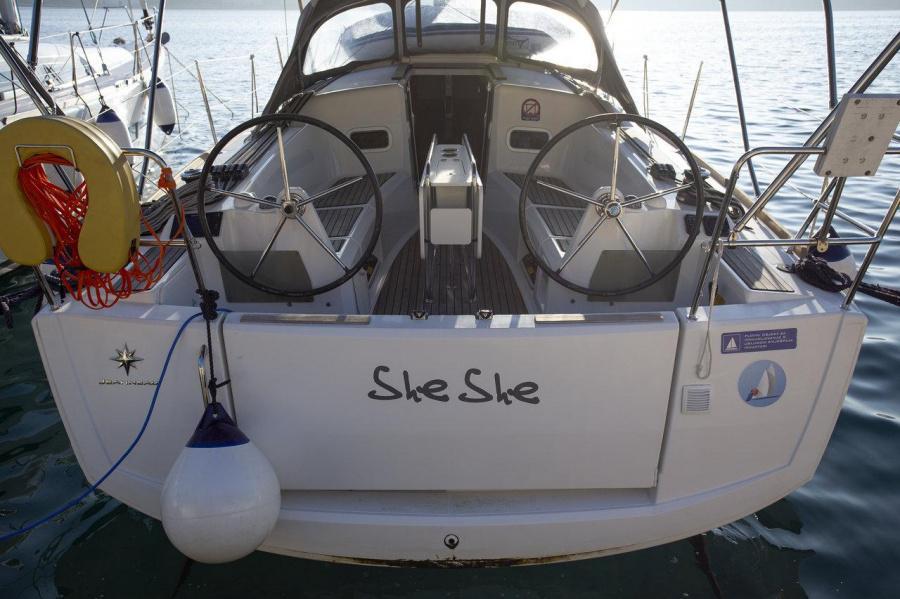 Sun Odyssey 349 (SheShe)  - 4