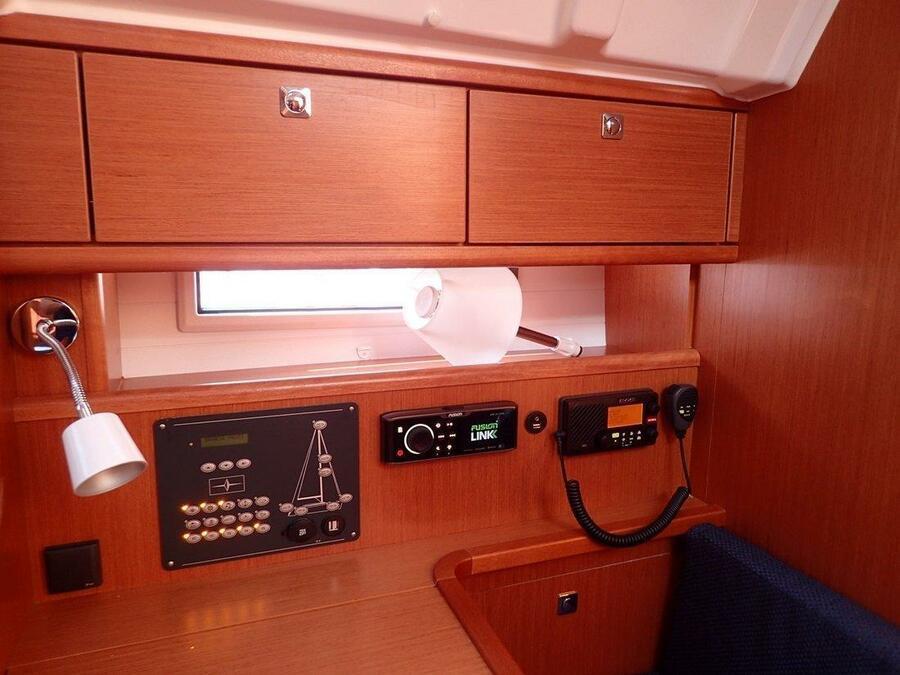 Bavaria Cruiser 41 - 3 cab. (CADENZA)  - 18