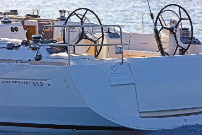 Sun Odyssey 519 - 5 + 1 cab. (PURPLE RAIN - Air Condition/220V)  - 4
