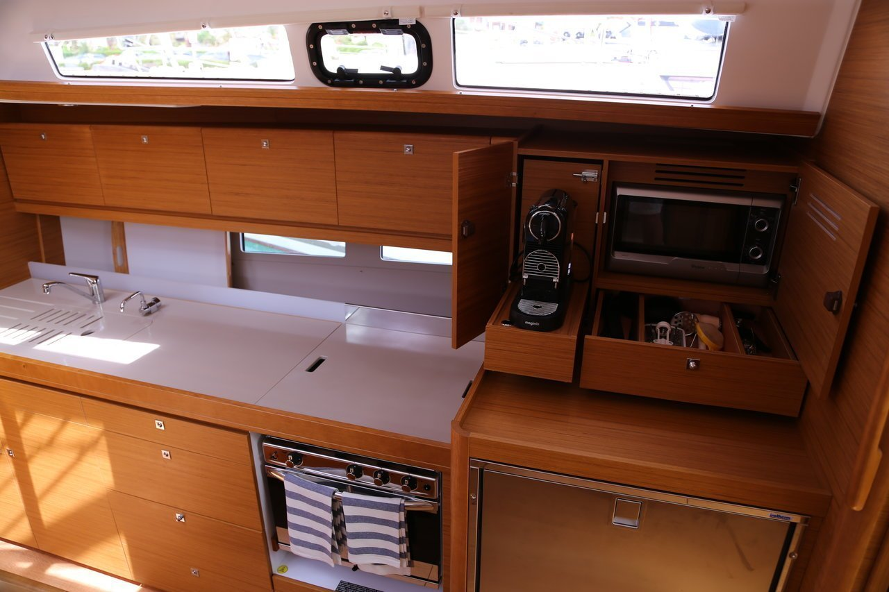 Dufour 460 GL (Sea Hawk)  - 6