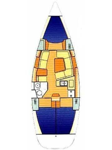 Sun Odyssey 37 (Bonaca)  - 1