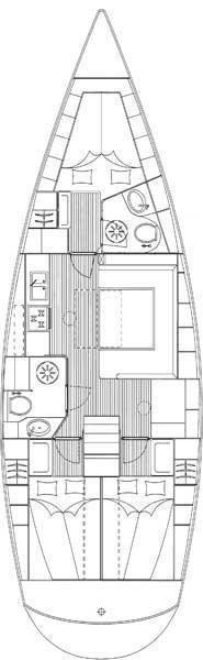Bavaria 43 Cruiser (Sea Party)  - 1
