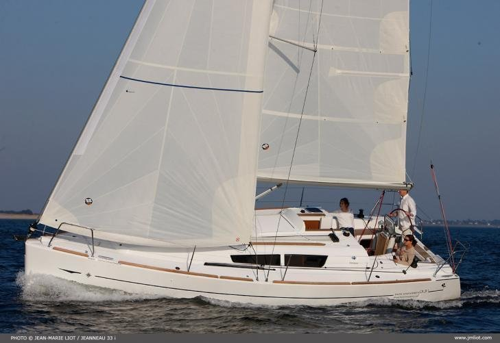 Sun Odyssey 33i (Zdravka)  - 0