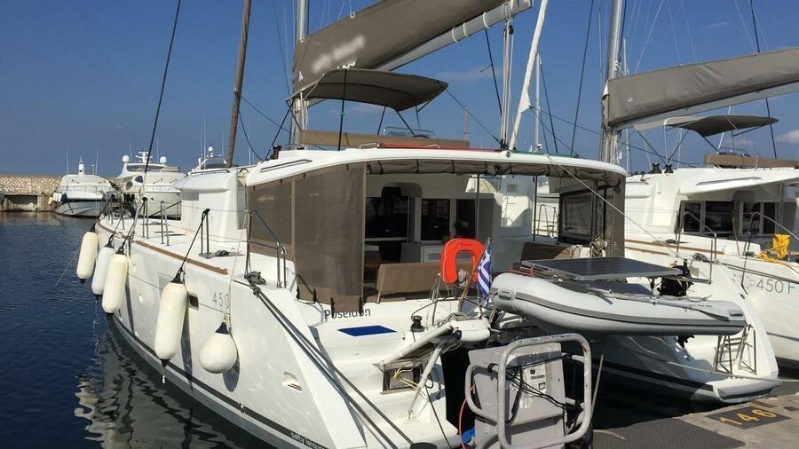 Lagoon 450 - 4 cab. (Poseidon)  - 2