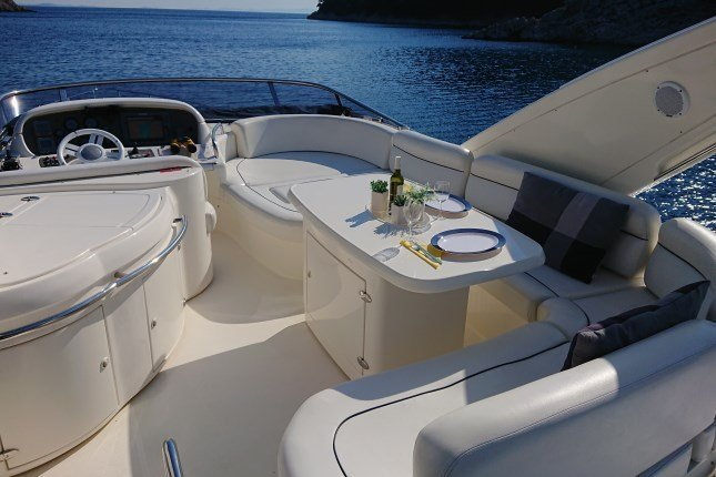 Azimut 62 - 3 + 1 cab. (MY ROBY)  - 4