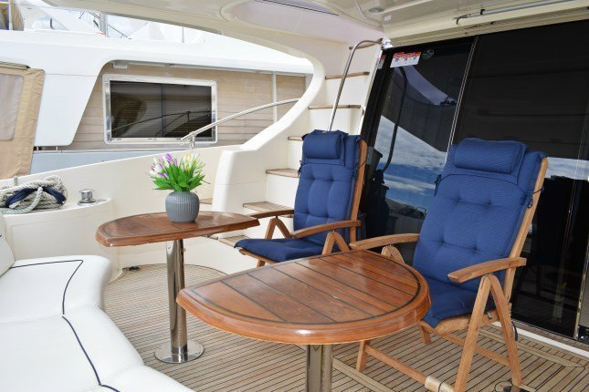 Azimut 62 - 3 + 1 cab. (MY ROBY)  - 5