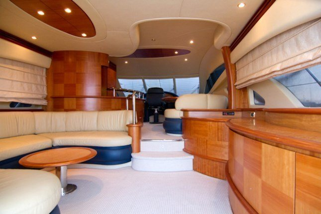 Azimut 62 - 3 + 1 cab. (MY ROBY)  - 7