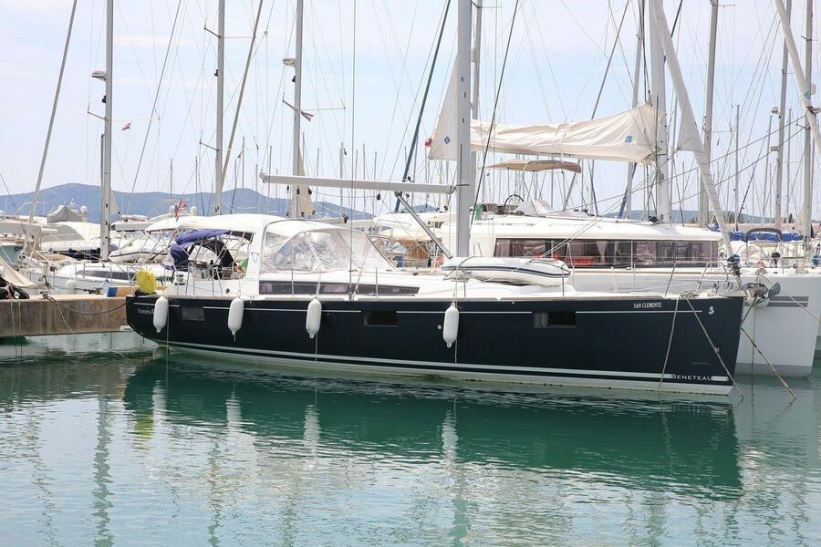 Oceanis 48 - 5 cab. (SAN CLEMENTE)  - 2