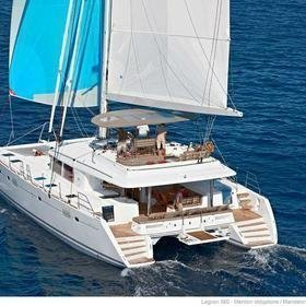 Grande Dame Crewed (Cabin charter)5