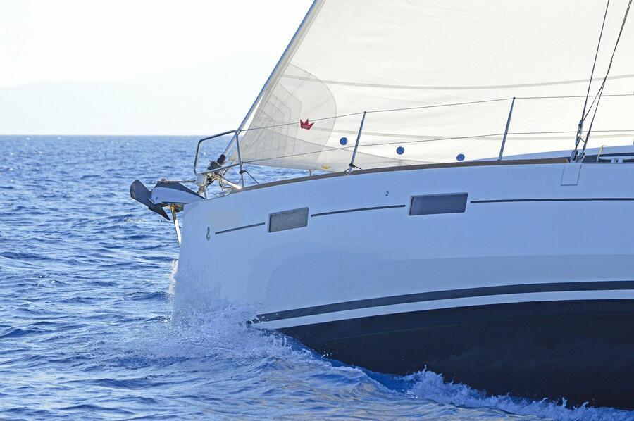 Oceanis 41 (HUSCHEL II)  - 16