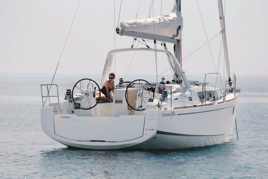 Oceanis 35.1 (Alba)  - 0