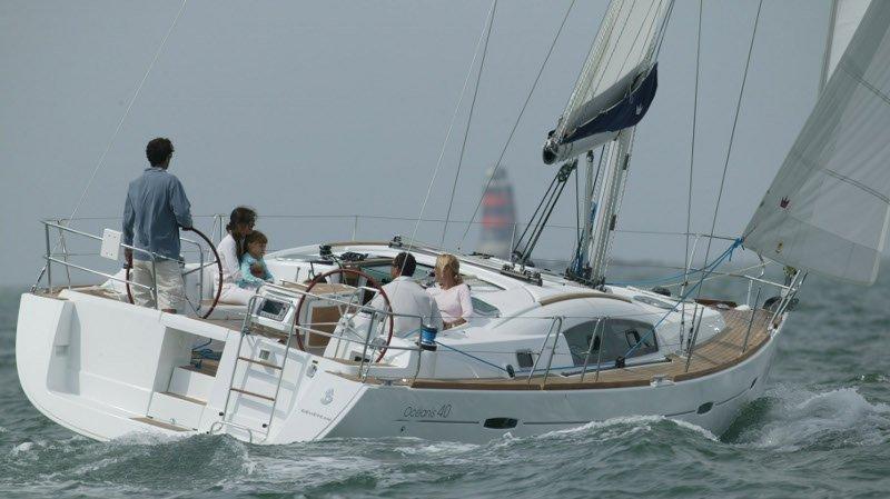 Oceanis 40  (Second Wind)  - 0