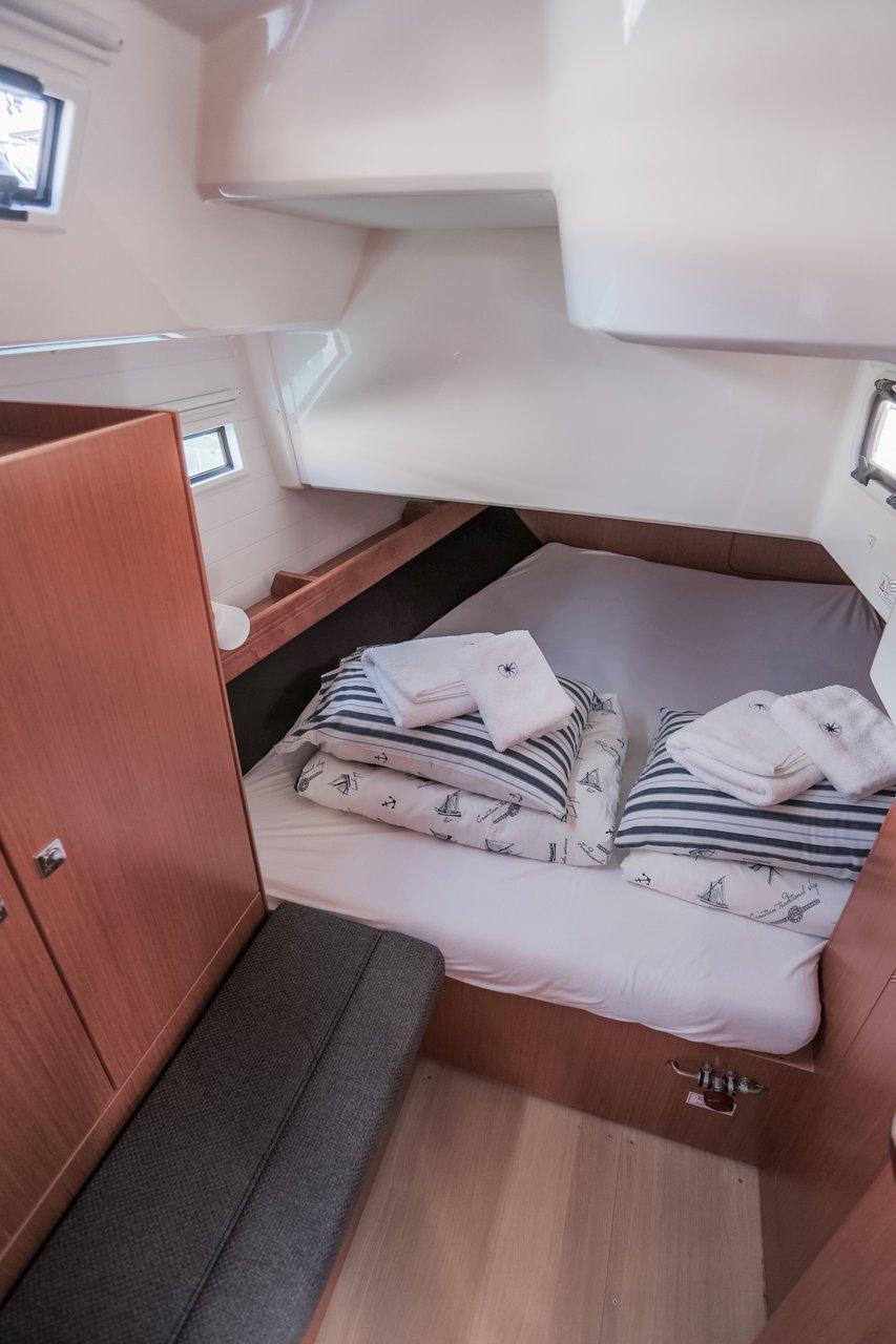 Bavaria Cruiser 41 - 3 cab. (Julie)  - 12