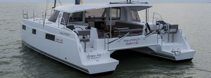 Nautitech 40 Open - 4 + 1 cab. (Ebba)  - 0