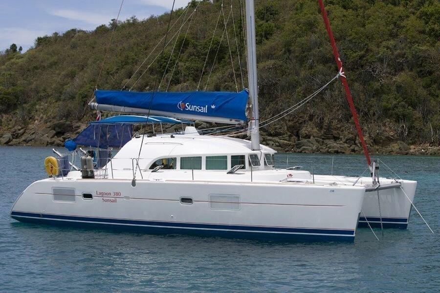 Lagoon 380 - 4 + 1 cab. (Giulia)  - 0