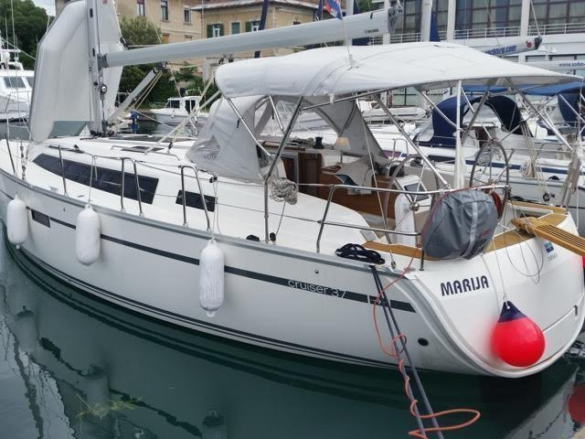 Bavaria Cruiser 37 - 3 cab. (Marija)  - 6