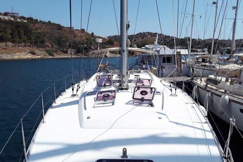 Oceanis 54 - 4 + 1 cab. (Angelina)  - 4