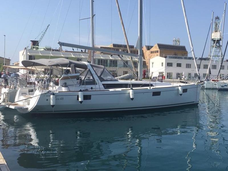 Oceanis 48 - 5 cab. (ALPHA)  - 2