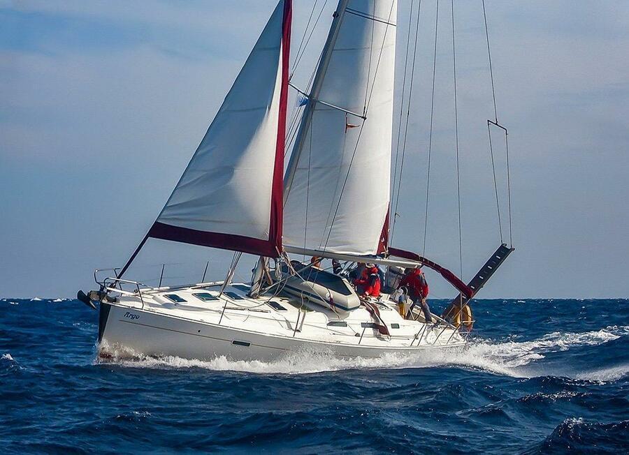 Oceanis Clipper 393 (Argo)  - 0