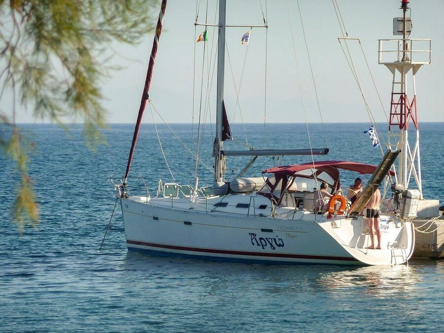 Oceanis Clipper 393 (Argo)  - 2