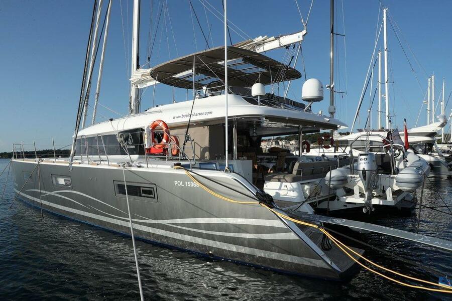 Lagoon 620 (Spirit of Adventure - CREWED (Skipper & Cook))  - 2