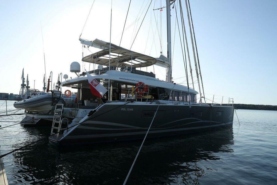 Lagoon 620 (Spirit of Adventure - CREWED (Skipper & Cook))  - 3