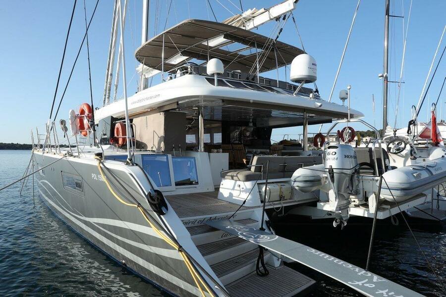 Lagoon 620 (Spirit of Adventure - CREWED (Skipper & Cook))  - 4