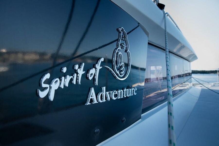 Lagoon 620 (Spirit of Adventure - CREWED (Skipper & Cook))  - 5