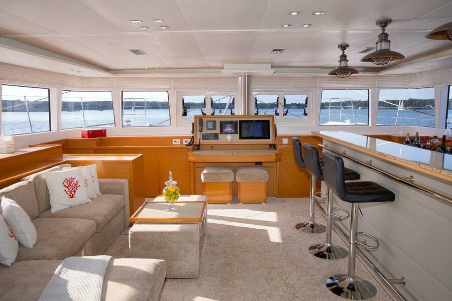 Lagoon 620 (Spirit of Adventure - CREWED (Skipper & Cook))  - 12