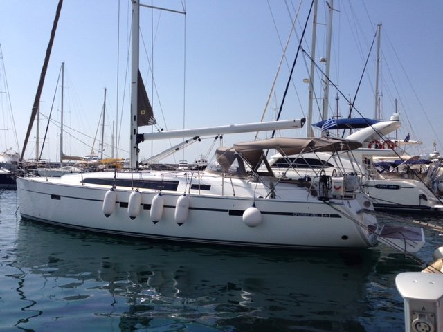 Bavaria Cruiser 46 - 4 cab. (ROZBAV46 -SOLAR PANELS- HEATER- SHALLOW KEEL-EL.TOILETS-TV)  - 0