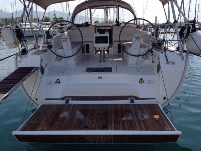 Bavaria Cruiser 46 - 4 cab. (ROZBAV46 -SOLAR PANELS- HEATER- SHALLOW KEEL-EL.TOILETS-TV)  - 4