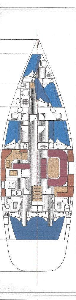 Ocean Star 56.1 - 6 cab. (Delfios)  - 12