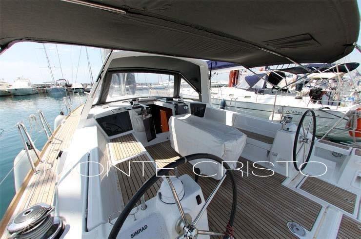 Oceanis 45 - 4 cab. (Monte Christo)  - 8