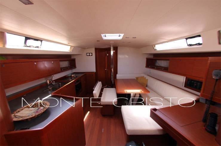 Oceanis 45 - 4 cab. (Monte Christo)  - 3