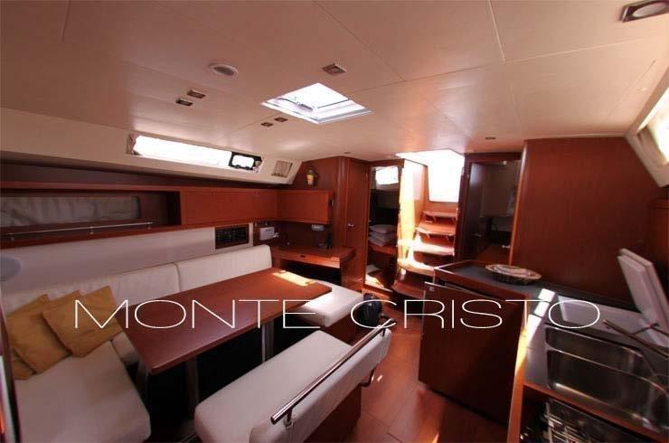 Oceanis 45 - 4 cab. (Monte Christo)  - 5