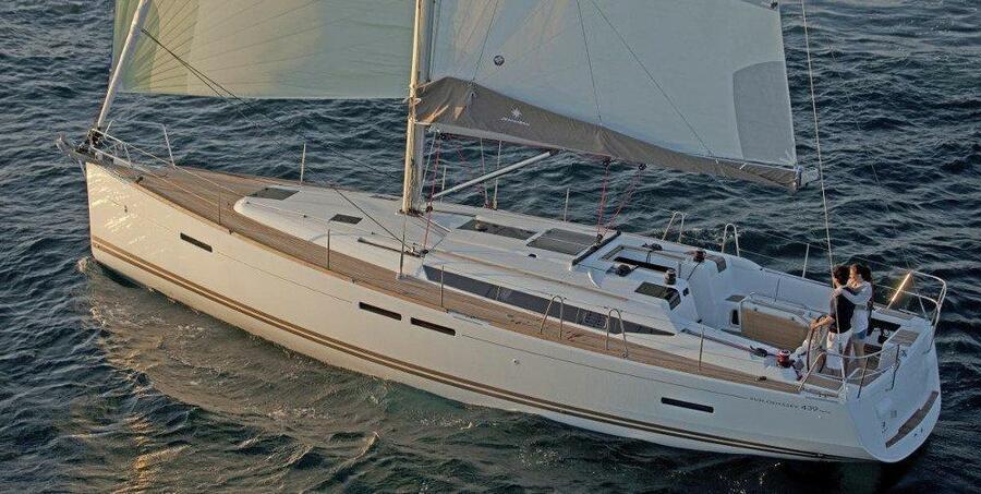 Sun Odyssey 439 (Esperanza)  - 0