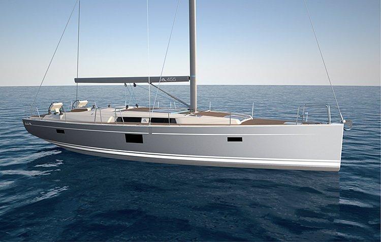 Hanse 455 (Victora One)  - 0