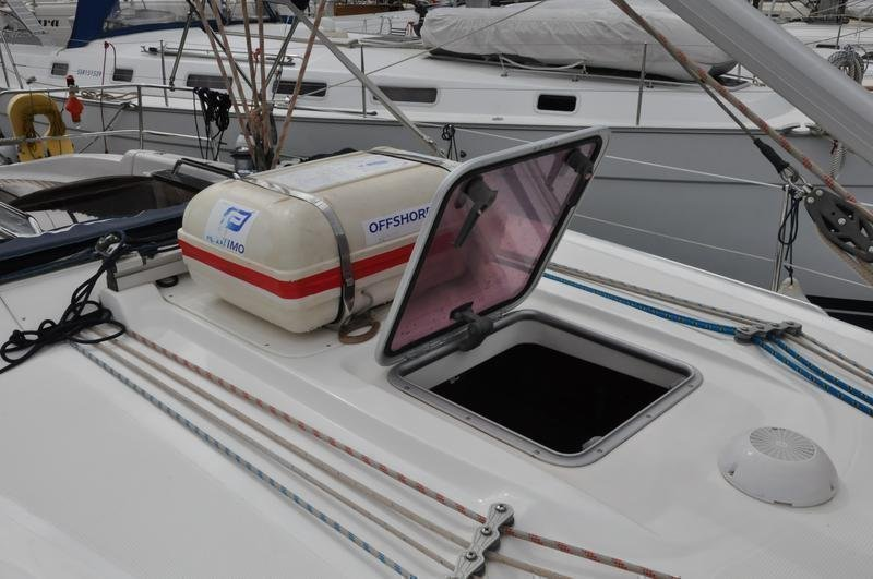 Bavaria 37 Cruiser (Alara 1)  - 19