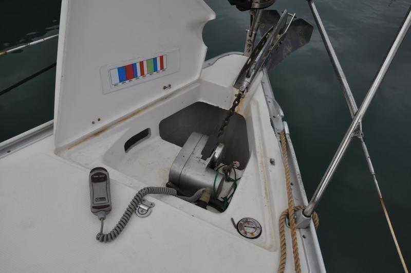 Bavaria 37 Cruiser (Alara 1)  - 21
