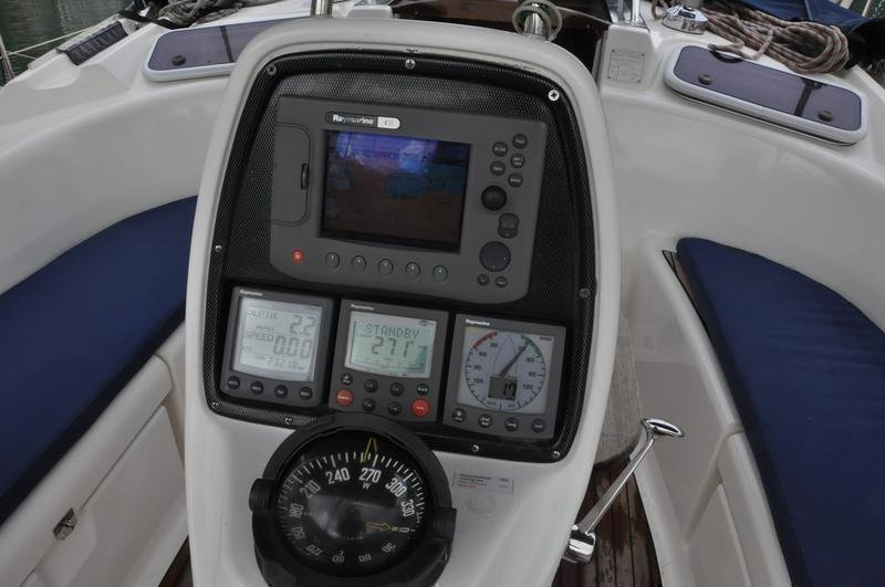 Bavaria 37 Cruiser (Alara 1)  - 22