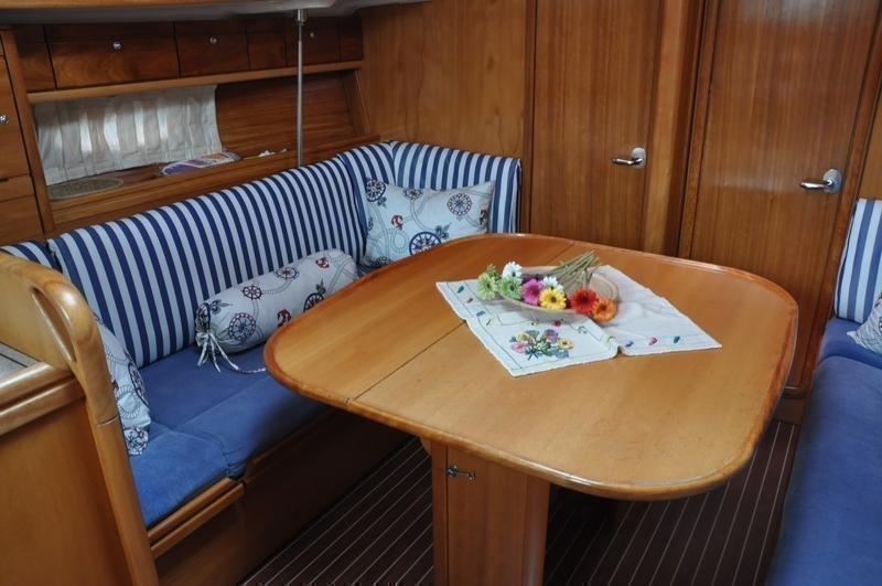 Bavaria 37 Cruiser (Alara 1)  - 5