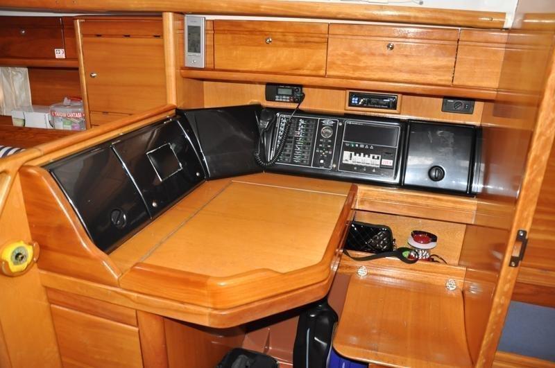 Bavaria 37 Cruiser (Alara 1)  - 7