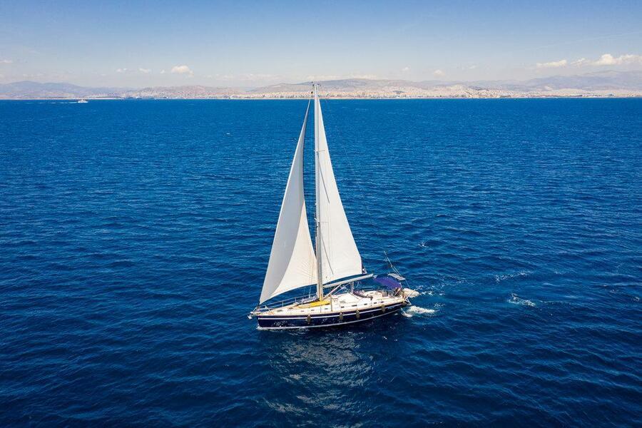 Ocean Star 56.1 - 6 cab. (Santorini)  - 0
