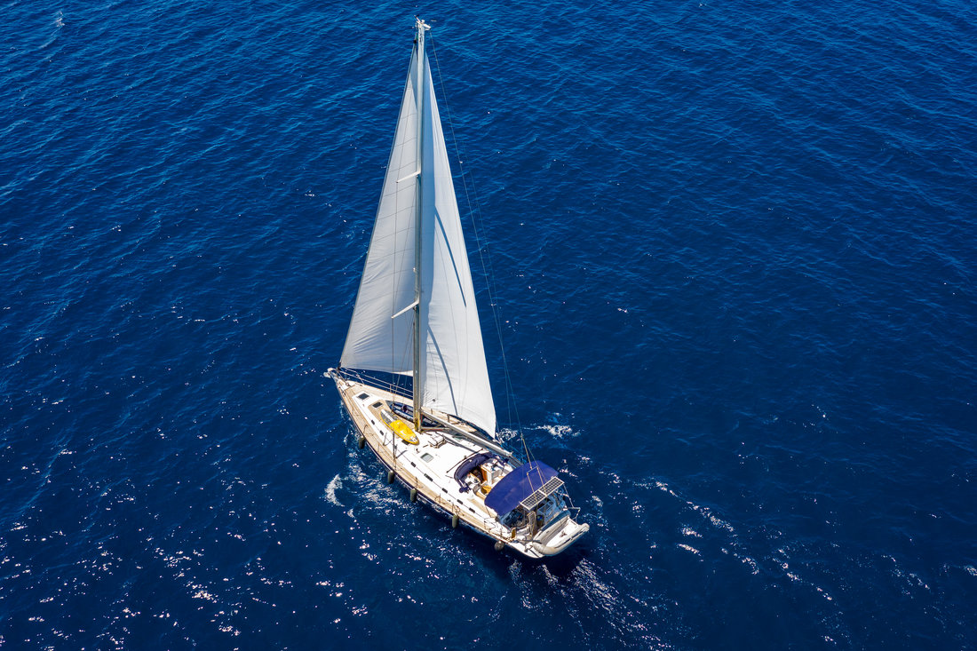 Ocean Star 56.1 - 6 cab. (Santorini)  - 2