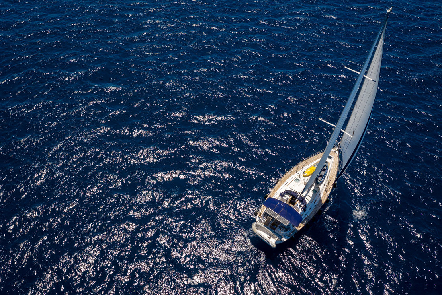 Ocean Star 56.1 - 6 cab. (Santorini)  - 3