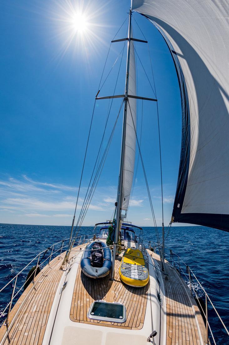 Ocean Star 56.1 - 6 cab. (Santorini)  - 4