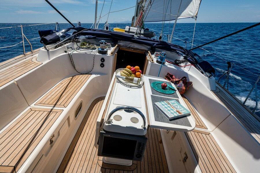 Ocean Star 56.1 - 6 cab. (Santorini)  - 6