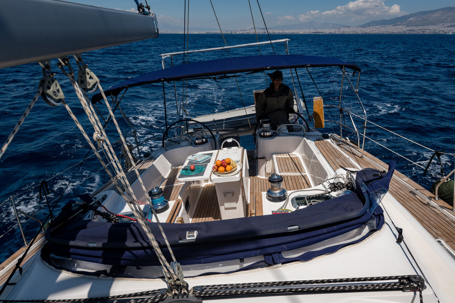 Ocean Star 56.1 - 6 cab. (Santorini)  - 7