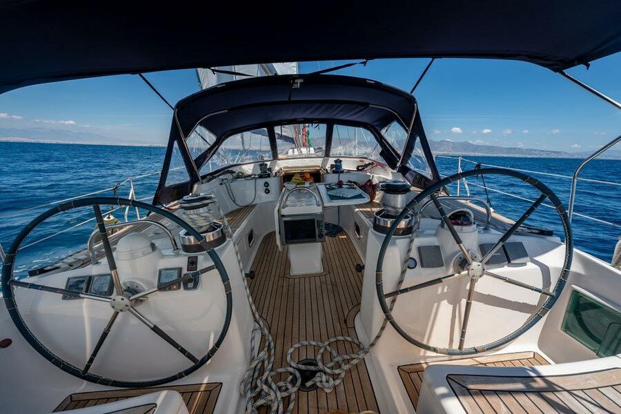 Ocean Star 56.1 - 6 cab. (Santorini)  - 8